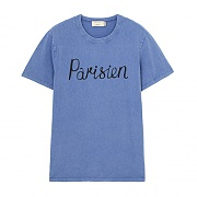 PARISIEN TEE-BLUE