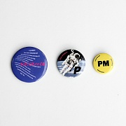PIN BUTTON SET