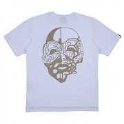 Venezia Mask Short Sleeved T-Shirt White