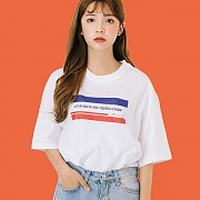 French Sense Graphic T-Shirts_White