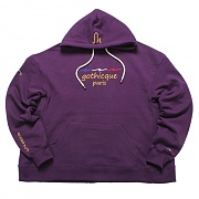 [고디크] GOTHICQUE - Over Fit Hoodie (PURPLE) 오버핏후드