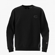 SUPER FLEECE 2.0 CREWNECK-BLK