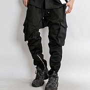 2018 Cooling Utility Pants Black