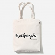 MG LOGO ECO BAG-IVORY