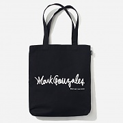 MG LOGO ECO BAG-BLACK