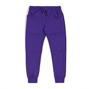 STIGMA BLANK HEAVY SWEAT JOGGER PANTS VIOLET