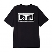 (166911826)OBEY EYES 3 OFF BOX TEE-BLK
