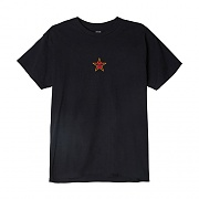 (163081668)OBEY STAR FACE TEE-BLK