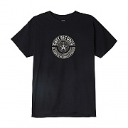 (163081781)OBEY VISUAL FIDELITY TEE-BLK