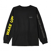 (164901812)FIGHT THOSE THAT CONTROL LS TEE-BLK