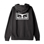 (112651826)OBEY EYES 3 HOOD-DUSTY BLK