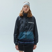 5.B.O WIND JACKET-BLACK