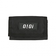 O!Oi VELCRO WALLET-BLACK