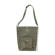 BIG POCKET CROSSBAG KHAKI