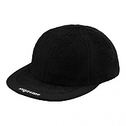 TERRY VISOR LOGO 6-PANEL-BLACK