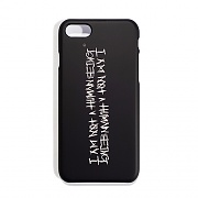 I PHONE CASE-BLACK