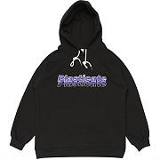Multi Logo Sweat-Hood _black