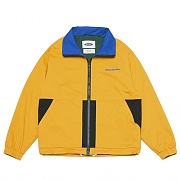 PLASTICATE Block Jacket _yellow