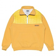 Padding Shell High-Neck _yellow