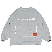NONE Sweat-shirts _gray