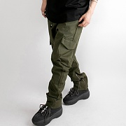 2018 Utility Pants_Military Green