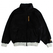 Yeti Zip Up Jacket_black