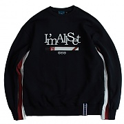 Partition Sweatshirt_navy