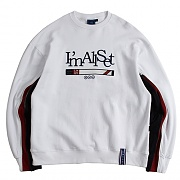 Partition Sweatshirt_white