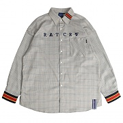 RMTCRW Glen Check Shirt_beige