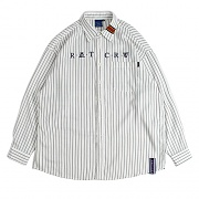 Pin Stripe Shirt_white