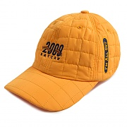 2009 Quilting Ball Cap_yellow