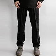 2018FW Basic Slacks_Black