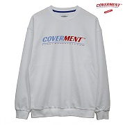 Big Logo Print Sweat shirts_White