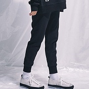 MIAMI STANCE BASIC JOGGER PANTS_BLACK