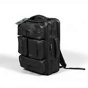 HERMES POCKET BACKPACK (BLACK)