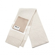 POCKET POINT HEAVY MUFFLER-IVORY