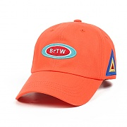 STIGMA RACE BASEBALL CAP ORANGE