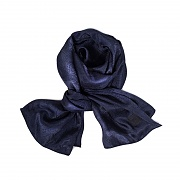 366# CABIN PAISLEY SCARF-NAVY