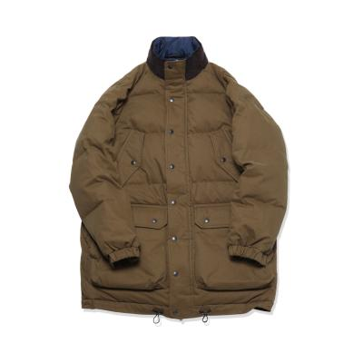 Swellmob 6 pocket classic goose down parka -hunting green-