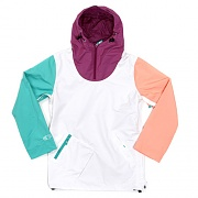 [AIRBLASTER] WOMENS FREEDOM PULLOVER JACKET_WHITE