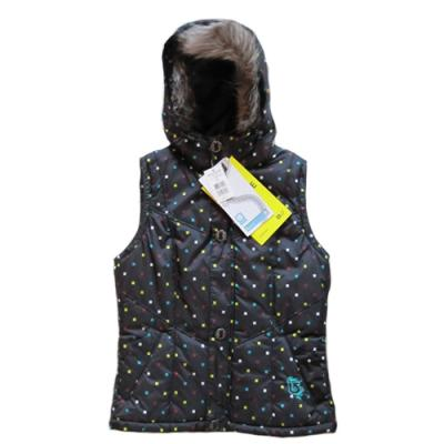 [BURTON] WMS SLY PUFFY VEST_GRAPE