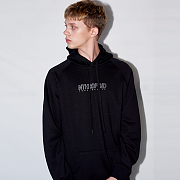 BASIC HOODY(BLACK)