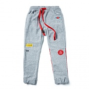 STGM FLEECE JOGGER PANTS GREY