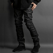 10th Anniversary Black Basic SlimJean New Slimfit