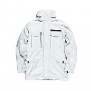1819 DIMITO FIELD JACKET WHITE