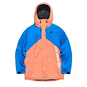 1819 DIMITO NORI JACKET PEACH / ROYAL BLUE
