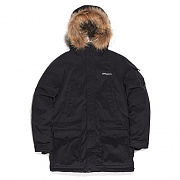 1819 DIMITO SNUG2 JACKET BLACK