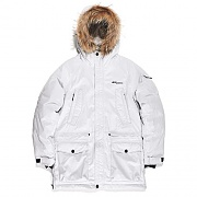 1819 DIMITO SNUG2 JACKET WHITE