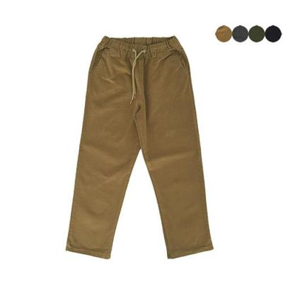 NAPPING COTTON RELAXED FIT PANTS(4COLOR)*UNISEX