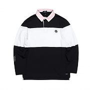 2018 DIMITO POLO LSV TEE BLACK